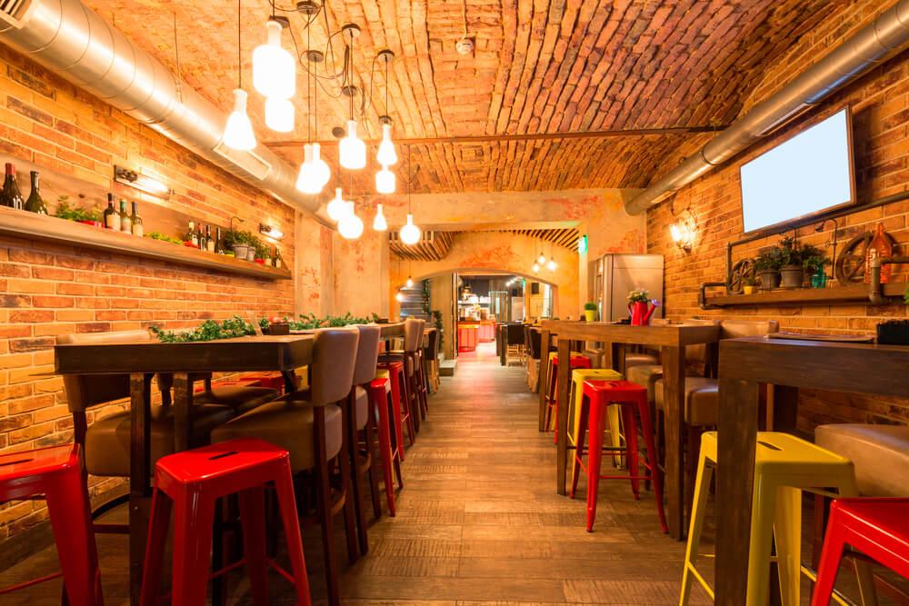 Decoración Vintage Para Un Bar Iluminación Y Más Elementos Imprescindibles Ledbak